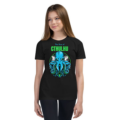 Cthulhu - Youth Short Sleeve T-Shirt