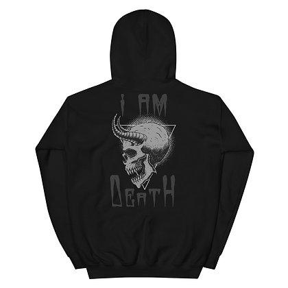 I am Death Unisex Hoodie