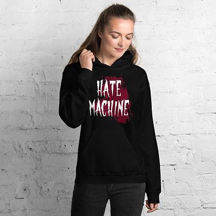 Hate Machine - Unisex Hoodie