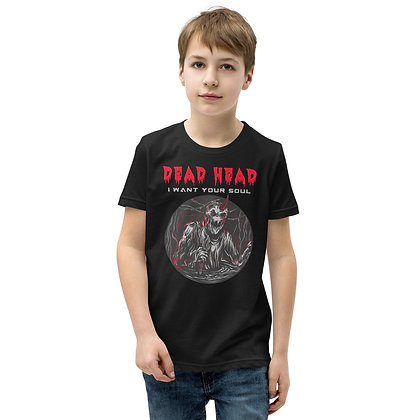 Swamp Death Youth Short Sleeve T-Shirt