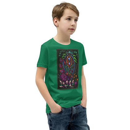 Natures Watchful Eye - Youth Short Sleeve T-Shirt