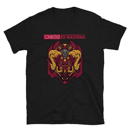 Chaos Ex Machina Short-Sleeve Unisex T-Shirt