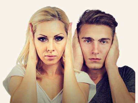 A capacidade de ouvir determina o sucesso do seu relacionamento!