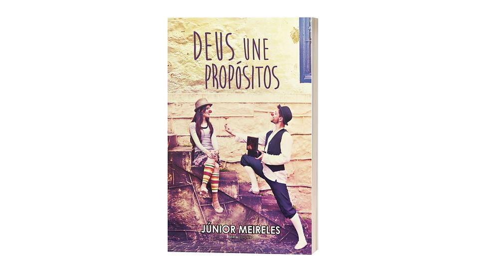 Livro Deus une propósitos - FRETE GRÁTIS