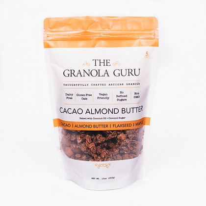 Cacao Almond Butter
