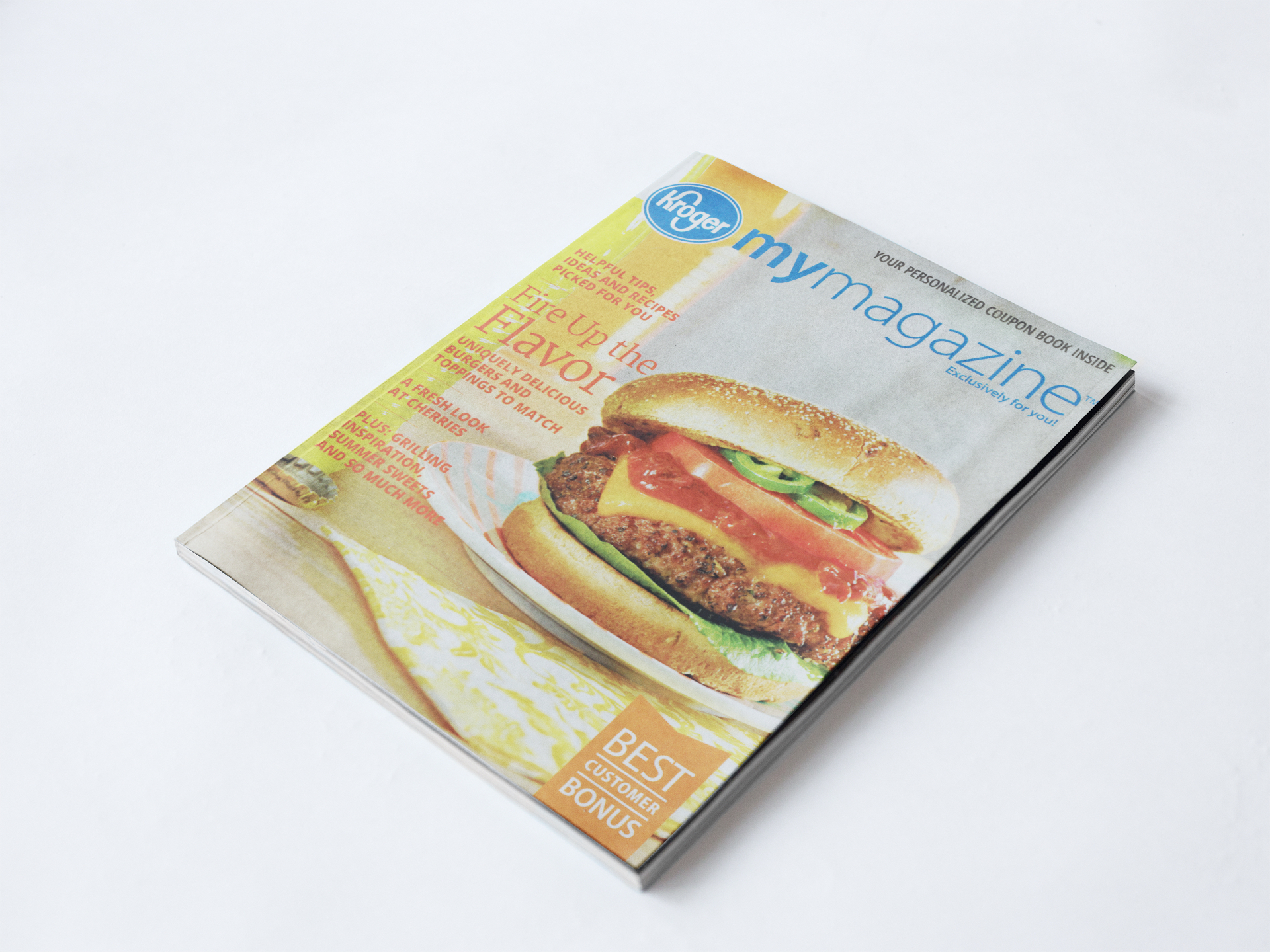 Kroger MyMagazine