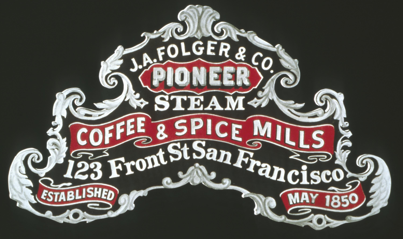Folgers History Timeline