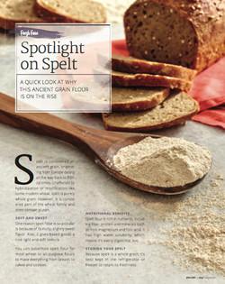Spotlight on Spelt Flour