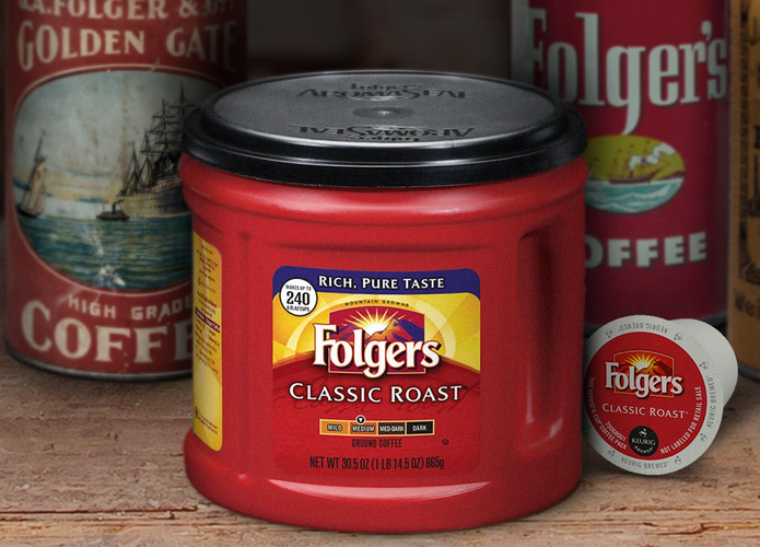 Folgers Website