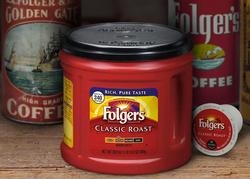 Folgers Website