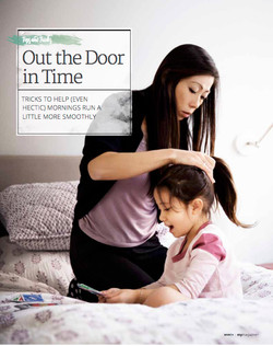 Out the Door in Time article