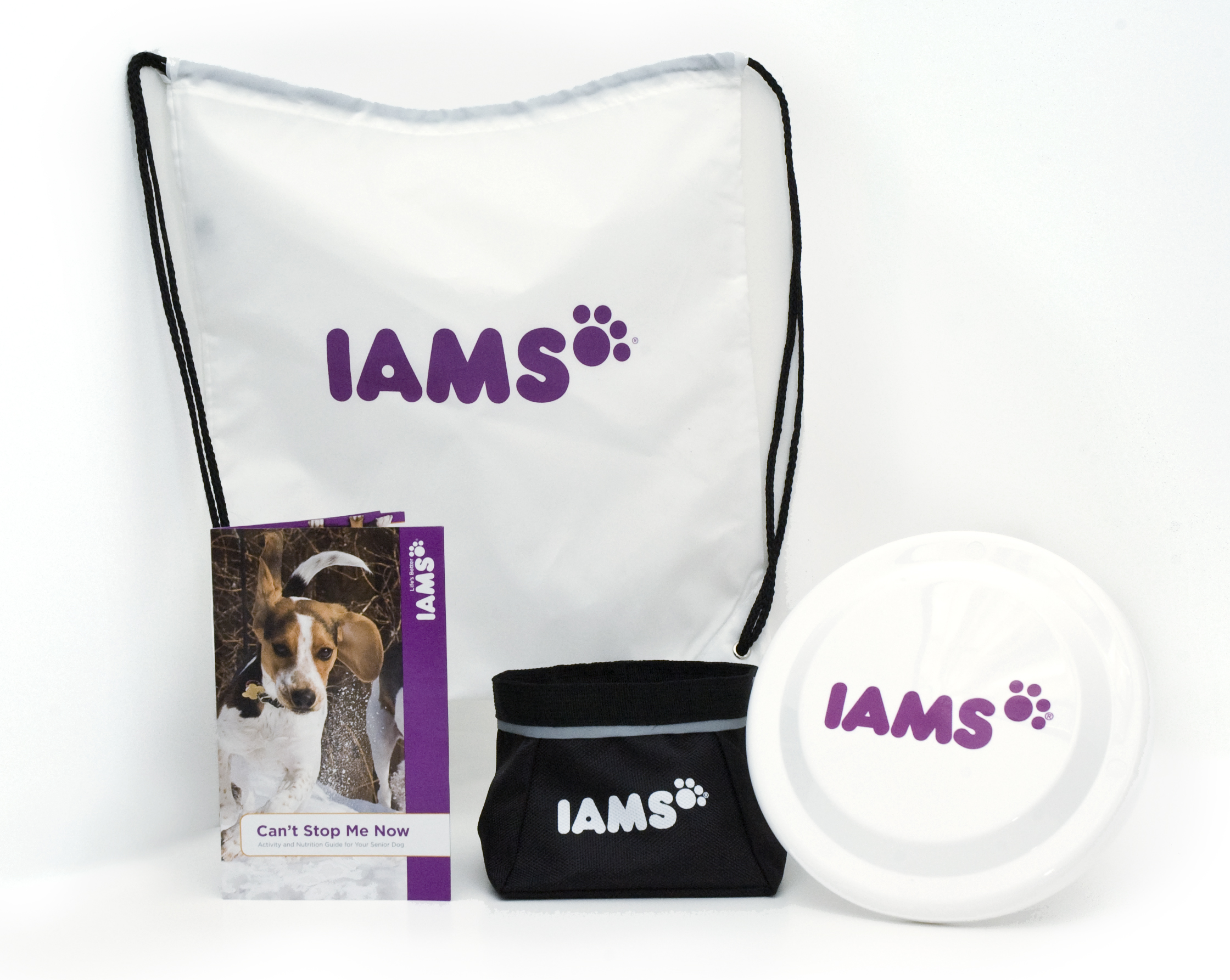 Iams Senior Dog Kit