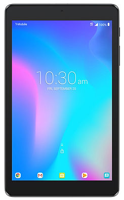 Alcatel-JOY-TAB-Metallic-Black-frontimag