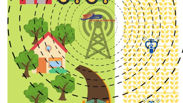 50' Tower + Wide-Range WiFi