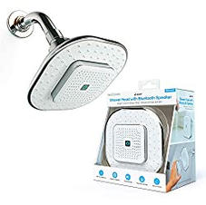 Showerhead & Wireless Speaker