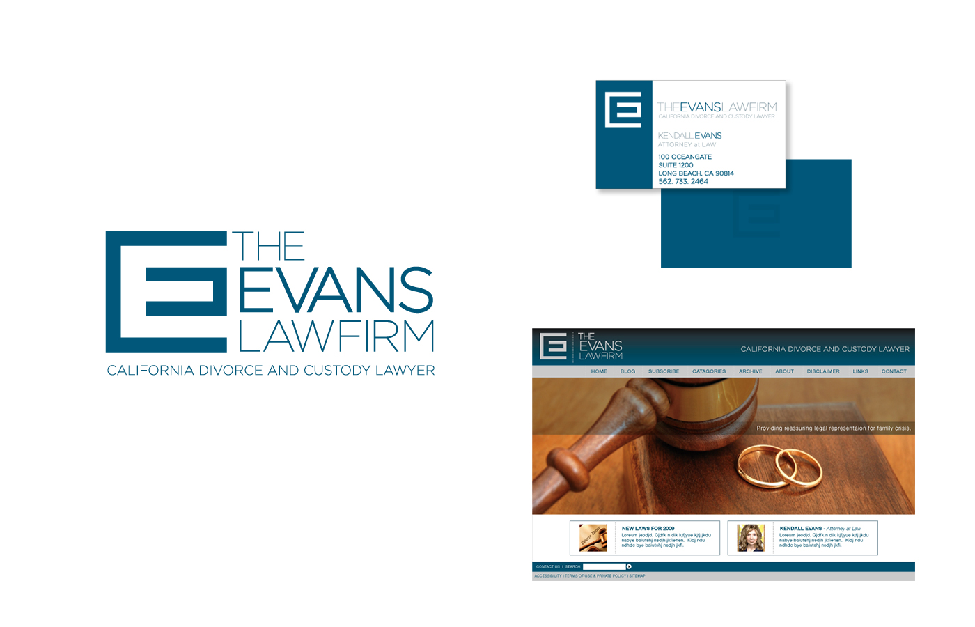 Evans Law Firm