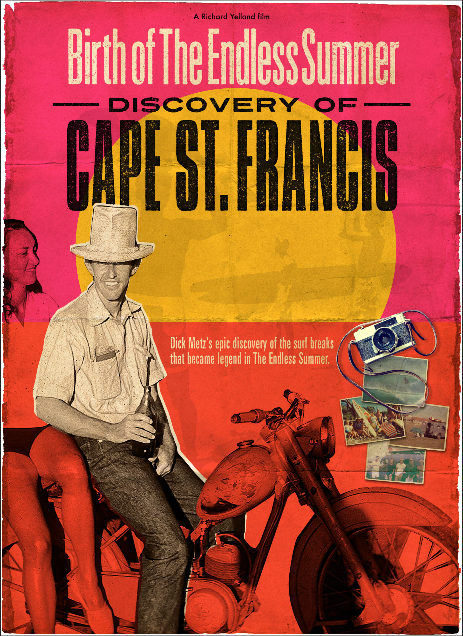Cape St. Francis Poster
