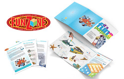 Discovery Cube-FunZone Promo kit