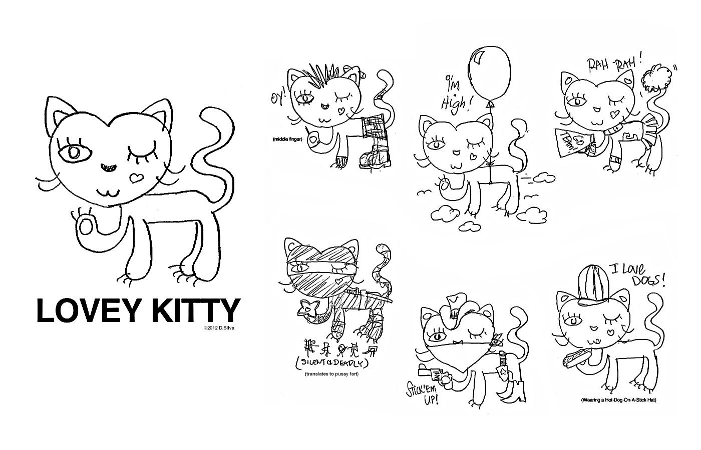 Lovey-Kitty