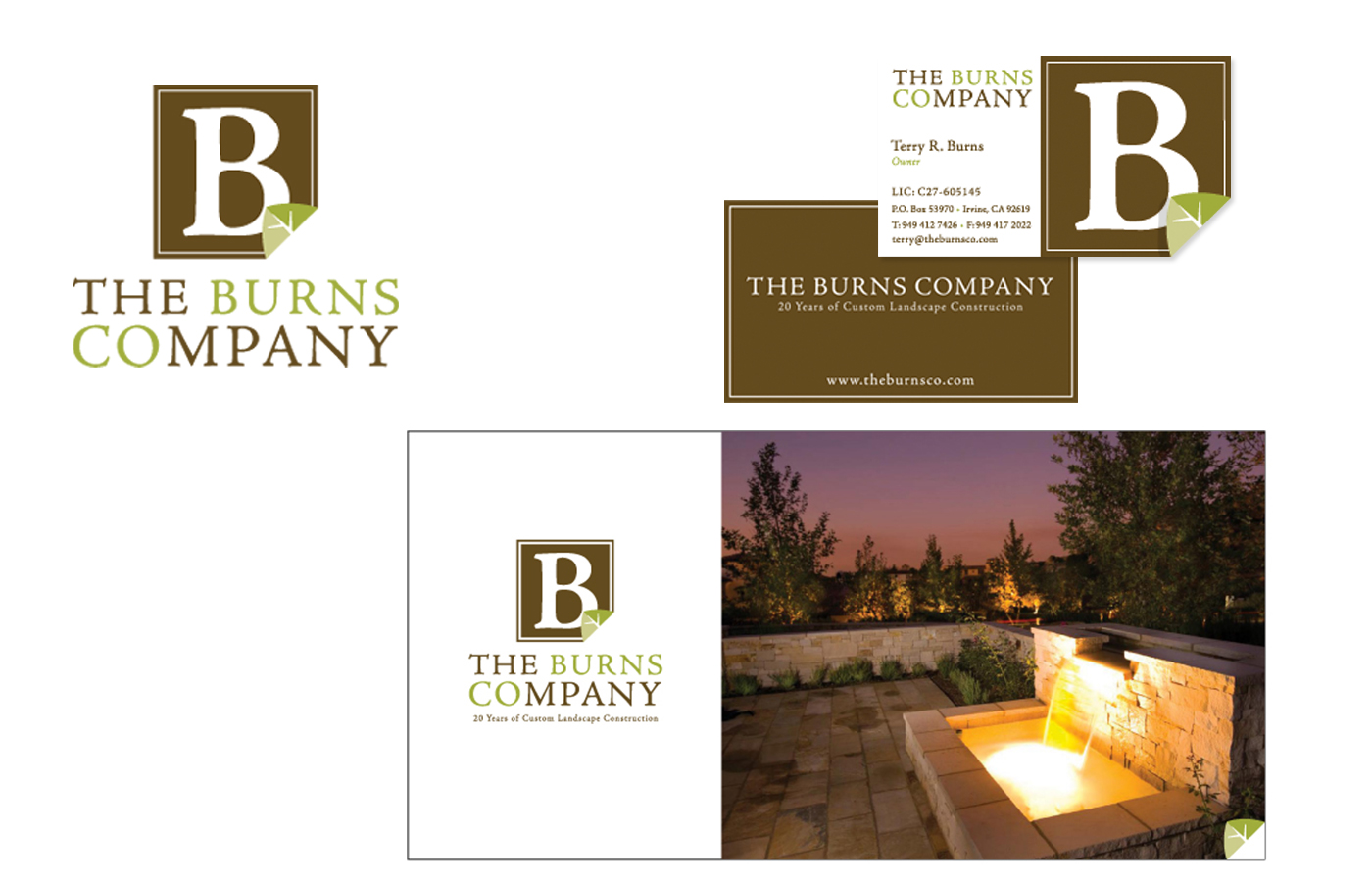 The Burns Company Landscaping