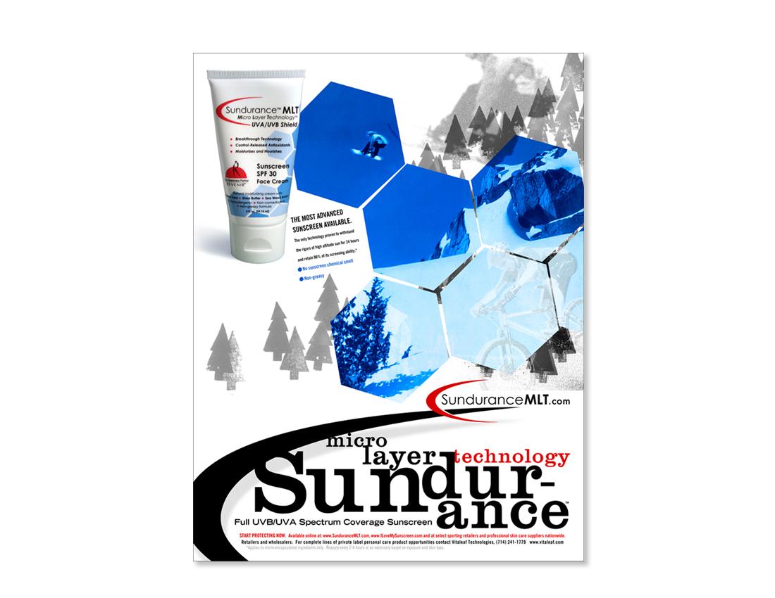 Sundurance Print Ad
