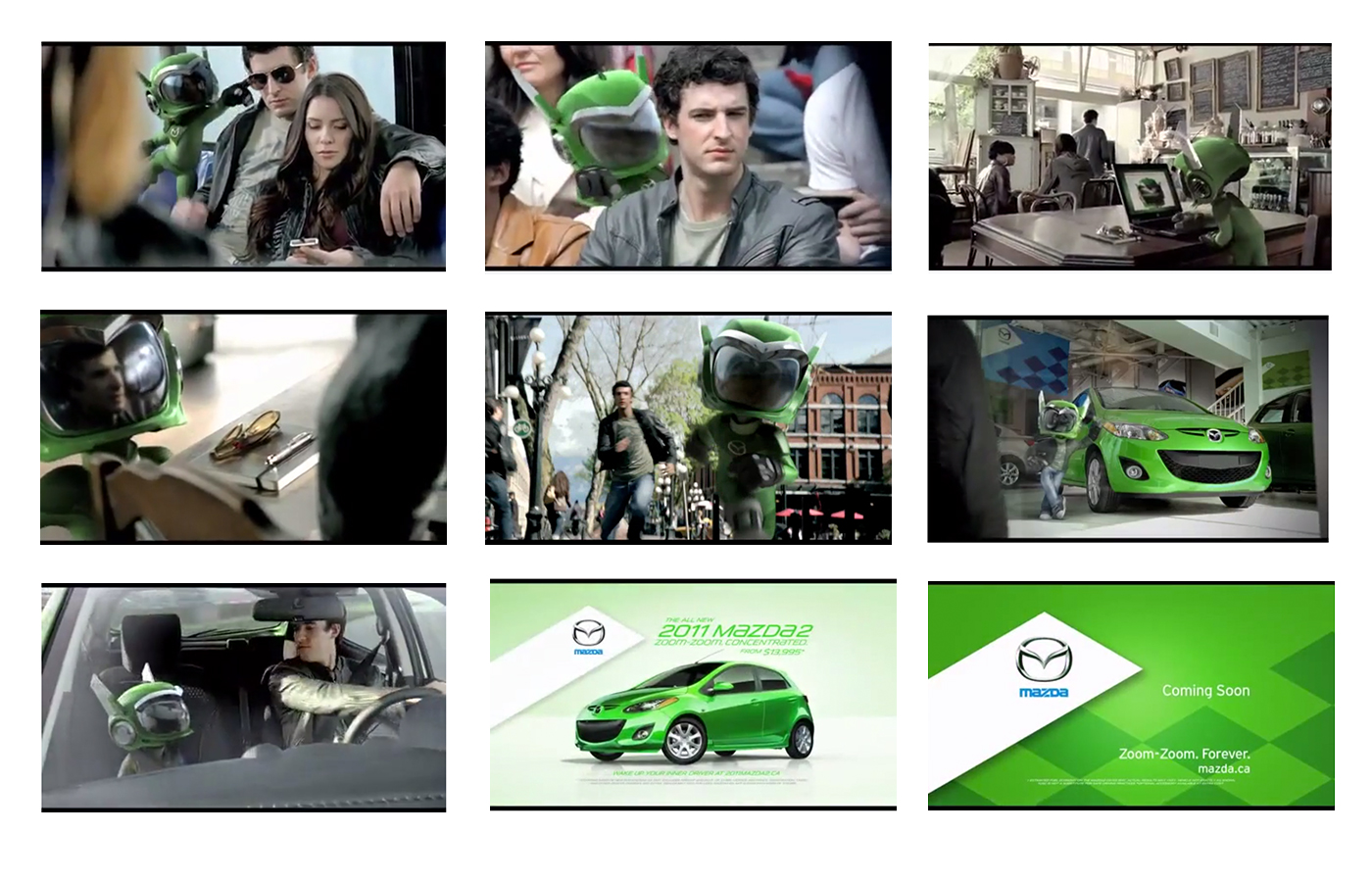 Mazda 2 - Inner Driver commercial