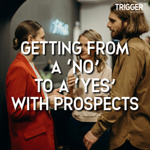 Everybody Sells something Everyday, more so when your an SME.   However not every pitch results in a sale. Knowing your Customer, your solution, having dialogues and being prepared are tables stakes. So what should you do when your prospect  says NO?  Click the link below to know how you can help your organisation navigate from NO to YES with prospects.