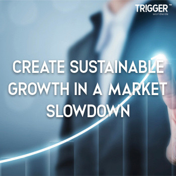Industries are witnessing a slowdown specifically Automotive, FMCG, Real Estate and their ancillary businesses. From a long-term perspective it is more critical tocreate sustainable business growth than to just try and stay afloat.  Trigger Worldwide is a new age marketing solutions agency built to help SME businesses create sustainable growth. Our proprietary tools and process methodologies harness Technology, Creativity & Innovation, leverage Economic Drivers & Consumer Belief's to create Value & Dominance in a competitive marketplace.  Our custom build, SME focused solutions help businesses  1. Improve speed, revenue & profit 2. Bring Clarity & create fresh go-to marketideas 3.Create recognisable, memorable & preferred brands  Click the link below to find out how your business can trigger Sustainable Growth.