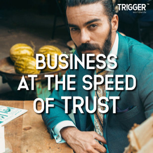"Ever wondered why business sometimes find it hard to break through the glass growth ceiling? You've dotted the ""I's"" and crossed the ""T's""…. Yet it just didn't click. Maybe you felt that it wasn't the right time or the opportunity wasn't meant to be. Would you consider the thought ""Could there be a lack of Trust?""   Click the link below to know how you can help your organisation build Trust and achieve its Business Growth Agenda."