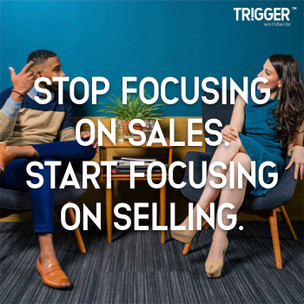 Whether your company sells chips or ships, the problems of sales continuation to be a long & painful discussion point at every review meeting.  The first part of the problem lies in not recognising the difference between Selling & Sales. Selling - Is the act of persuading consumers to buy something from you. Sales - is the result of selling (while it encompasses the process of selling).  The second part is that Sales teams focus only on results (ie the Sale) and are not equipped for selling because they have not been trained in The Art of Selling.   Click the link below to find out how you can improve your organisations Selling Quotient.