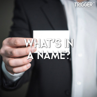 Choosing a name for your business can sometime be paralysing for founders. Especially at the risk of an expensive rebranding exercise 18 - 24 months down the line.   A good name is one that that truly encompasses the business and everything it stands for. A Brand Name can make or break your business if its too clever, too subtle, too obscure that its confuses customers or fails to get their attention or ignite their interest.  Click the link below to know how you help your company arrive at a Name that appeals to you and your customers.