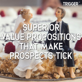 Businesses understand that effortlessly bridging the GAP between what they have to offer and what consumers what to buy is the key towards a sale.  But how does your product or service Value Proposition stack up against consumers core needs.  Click the link below to know how you can help your business create Value Propositions that Make Consumer Tick.