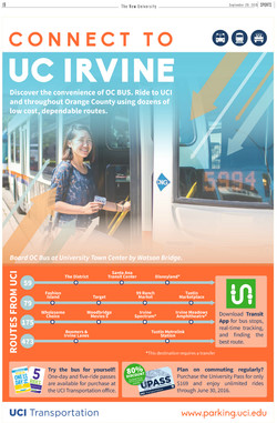 Connect to UC Irvine
