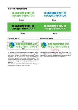 Branding Newgreensource