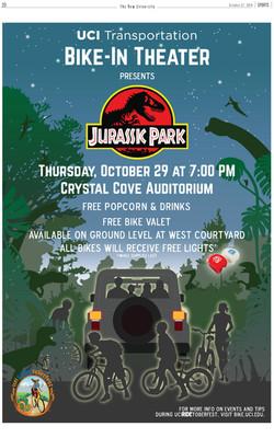 Bike to Jurassic Park