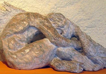Ganymede l'échanson des dieux sur l'Olym