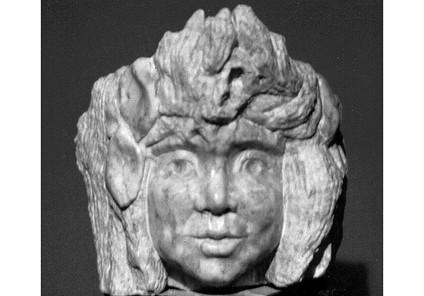 Fillette marbre de payolle rose veiné ve