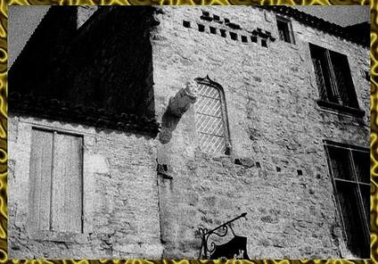 Gargouille, pierre, musée St Macaire.jpg