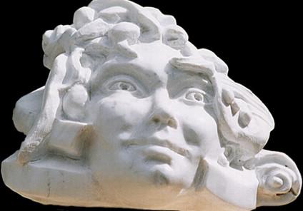 Lyre Musicale, marbre de Massa.JPG