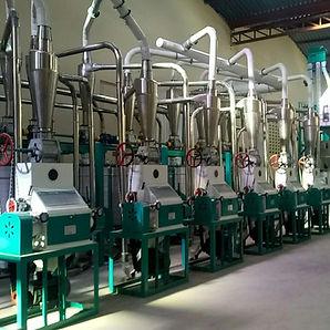 Corn Mill Maize Flour Milling Machine (1