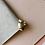 Thumbnail: Hammered Band Ring