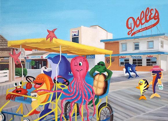 """""""A Sweet Ride"""" 8x10 Digital Print"""