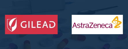 Gilead and AstraZeneca Not in Talks