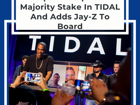 Square Acquires Majority Stake In TIDAL And Adds Jay-Z To Board