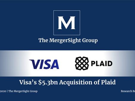 Visa's $5.3 bn Acquisition of Plaid