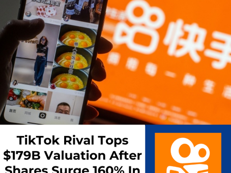 TikTok Rival Tops $179B Market Cap After Shares Surge 160% In Blockbuster Debut
