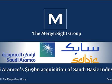 Saudi Aramco's $69 billion Acquisition of SABIC