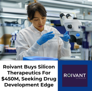 Roivant Seeks Edge In Drug Development With $450M Silicon Therapeutics Purchase