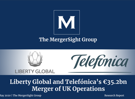 Liberty Global and Telefonica's €35.2 Billion  Merger