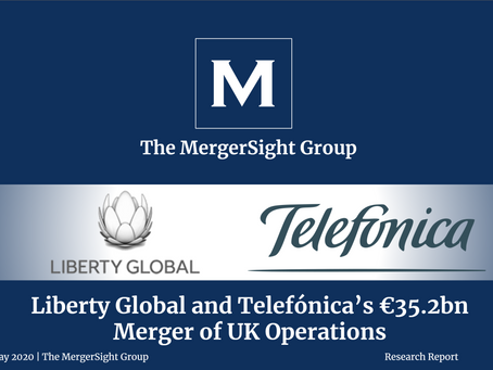 Liberty Global and Telefonica's €35.2 Billion  Merger